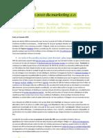 Tendances Marketing 2.0 Pour 2010