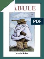 Arnold Lobel - FABULE (Ro)