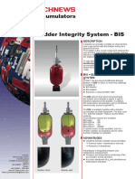 BIS Bladder Integritiy System