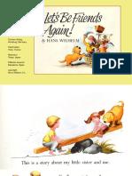 Hans Wilhelm - Let's be Friends Again-scholastic Inc (1991).pdf