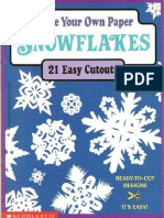 !!! - Make Your Own Paper Snowflakes-Scholastic Inc. (1996)