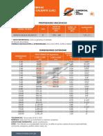 Catalogo Comasa Planchas y Bobinas Laminadas en Caliente (LAC) (1)