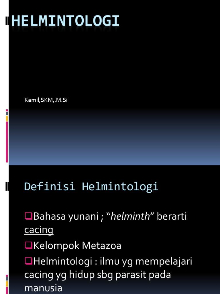HELMINTOLOGIE - Definiția din dicționar - Resurse lingvistice