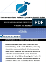 Cfb Boiler Comprehensive Improvement of Boiler Performance and Efficiency-1