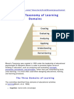 Bloom's Taxonomy2