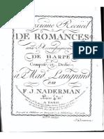 F. J. Naderman-6 Romances Book 2