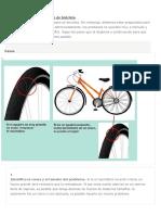 Cómo Arreglar Un Pinchazo de Bicicleta