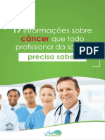 informaçoes sobre o cancer