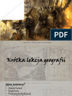 Warhammer Fantasy Roleplay 3rd Edition