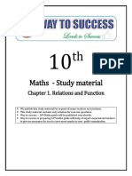 10 std maths