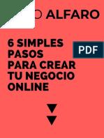 6 Simples Pasos Para Un Negocio Online