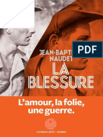 La Blessure - Jean-Baptiste Naudet