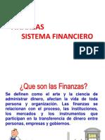 Finanzas y Sistema Finaciero