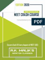 Complete NEET Crash Course PDF.pdf