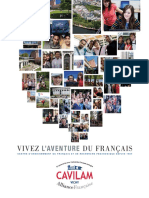 Brochure Generale Cavilam 2018 Fr