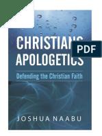 Christians Apologetics Booklet-1