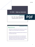 CE6503 Highway Materials Lec2