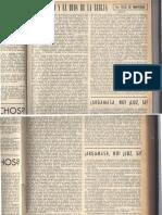 El Tomismo y El Dios de La Biblia- Felix de Montemar