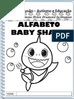 Alfabetizar Baby Skark