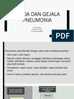 Tanda dan Gejala Pneumonia.pptx