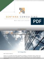 SENTANA CONSULTING