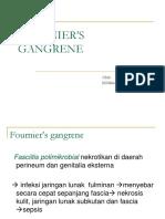 Fournier's Gangrene