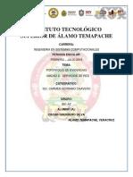 Porta u2 OSG