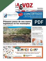 La Voz de La A6 n191 Julio 2019