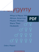 Polygyny What It Means When African American Muslim Women Share Their Husbands