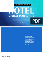 The Definitive Guide to Hotel Digital Marketing