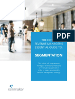 The Hotel Revenue Managers Essential Guide to Segmentation