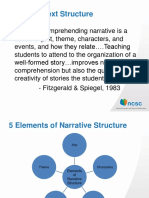 Narrative Text Structure PowerPoint