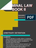 CRIMINAL_LAW_BOOK_II.ppt
