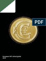 Dttl Tax European Vat Refund Guide
