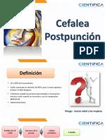 Cefalea postpunción