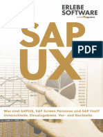 E Book Zu SAP User Experience
