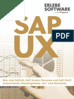 E Book Zu SAP User Experience