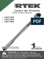 Manual de Usuario Torquimetro Surtek