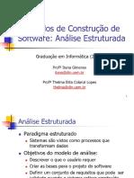Métodos de Construção de Software_ Análise Estruturada - PDF