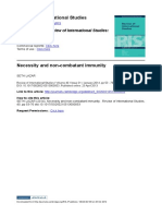 7 -Lazar Necessity and Non-combatant immunity 2014 Review of International Studies.pdf