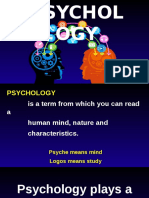 Psychology 1.5odp