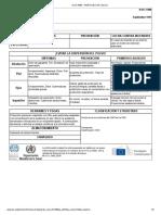 Icsc 0408 - Hidróxido de Calcio