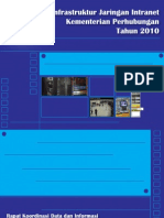 Buku Rakordatin_Infrstruktur2010