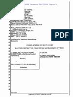 American Int'l Indus. v. Stiles - Complaint