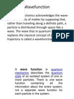 Quantum Lecture CML 2