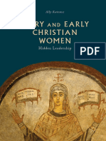Mary and Early Christian Women Hidden Leadership