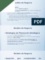 Clase 7 Modelo de Negocio EX