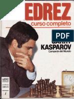 Curso completo Gary Kasparov Vol 1.pdf