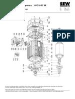 Data Sheet Grupo Electrogeno 3412