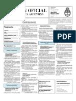 Boletin Oficial 21-10-10 - Tercera Seccion